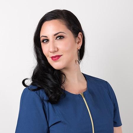Zahra Hashimian headshot