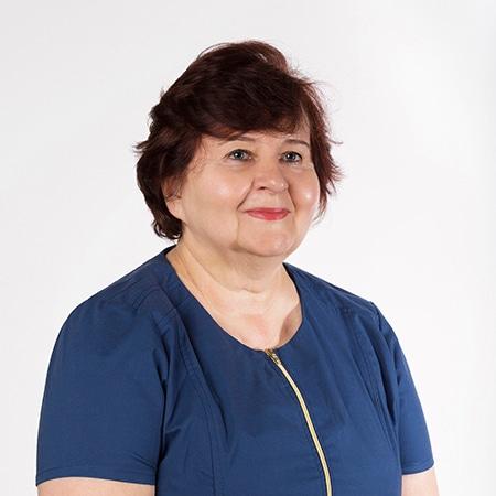 Halina Kalinowska R.N. headshot
