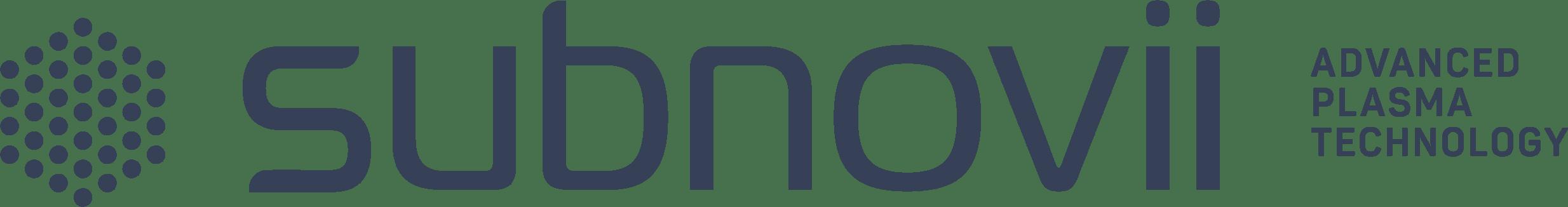 Subnovii Plasma Pen logo