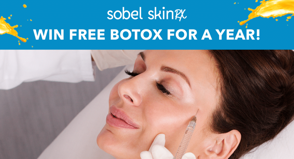Win Botox For A Year!